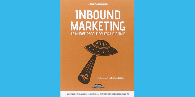 Copertina del libro Inbound Marketing